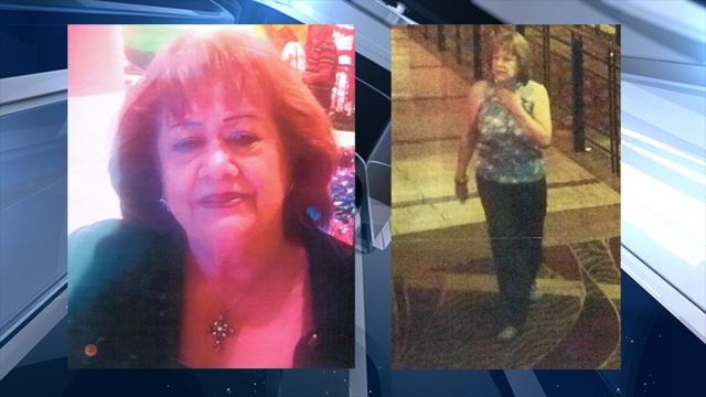 UPDATE: Missing woman found in good condition