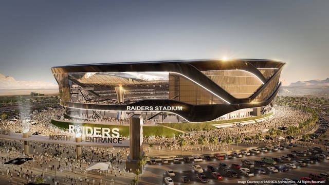 National Football League owners to vote on Raiders in Las Vegas next Monday