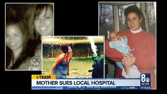 I-Team: Mother sues local hospital after daughter's death