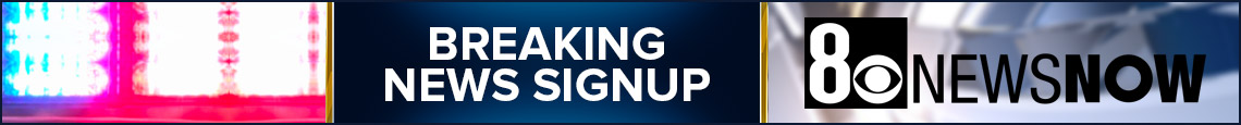 8 News NOW Breaking News Signup