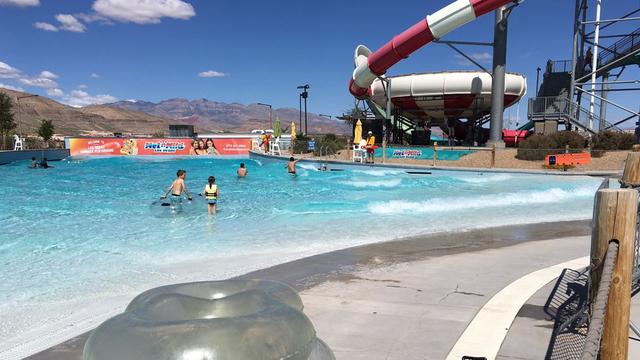 Valley water parks open for 2017 season