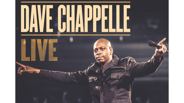 Dave Chappelle to perform in Las Vegas on May 5