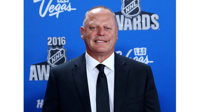 Head coach named for Las Vegas Golden Knights