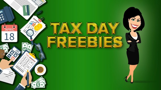 On Your Side: Tax Day Freebies