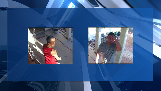 Video, pictures could help ID 2 suspects in home burglary