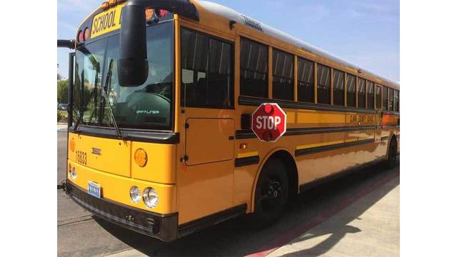 WATCH: CCSD News conference on bus safety