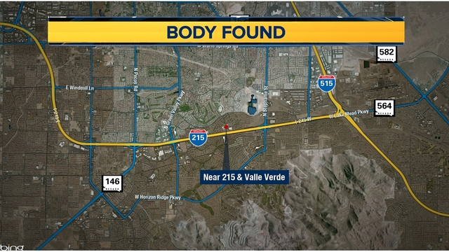 Body discovered in southeast valley