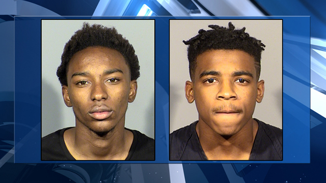 Teens arrested in killing of man in vehicle