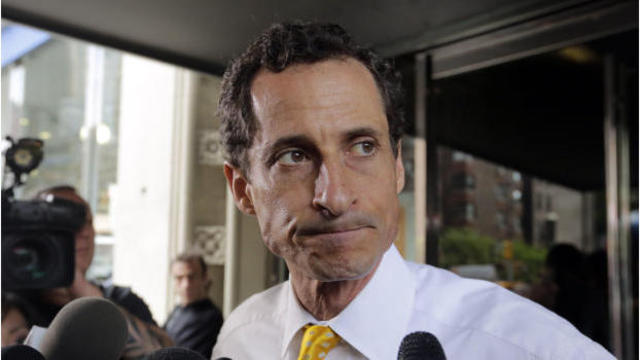 Anthony Weiner faces charges in sexting case