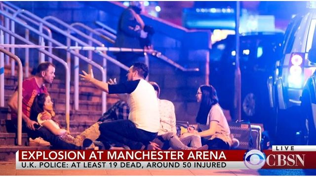 Police make sixth arrest after Manchester bomb attack