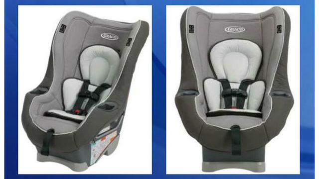 Attention all parents: Graco announces car seat recall