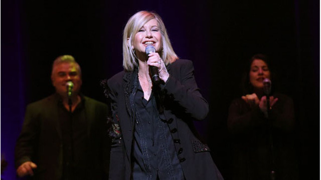 Olivia Newton-John battling breast cancer again