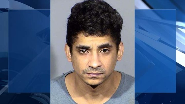Jailed man sought in Illinois charged in Vegas
