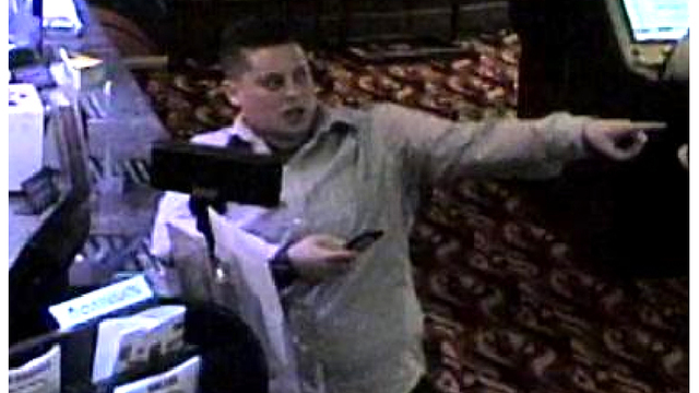 Police seek 'person of interest' in deadly robbery