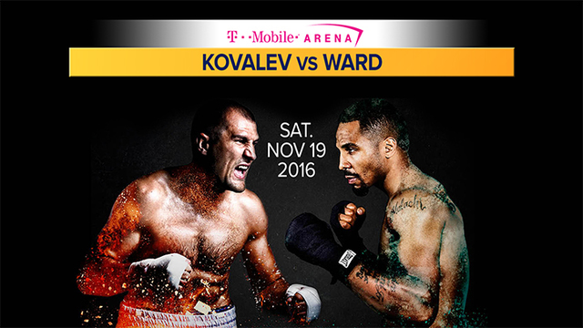 Andre Ward Makes His Point Against Sergey Kovalev