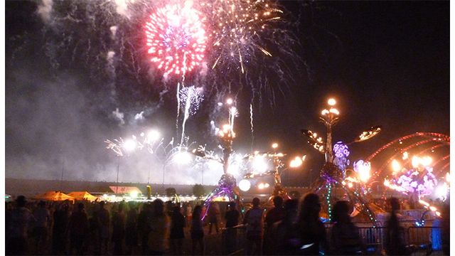 1,000 receive medical treatment at Electric Daisy Carnival