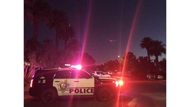 Barricade situation in Northwest Las Vegas ends