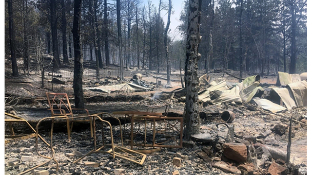 Utah: Brian Head wildfire forces evacuations