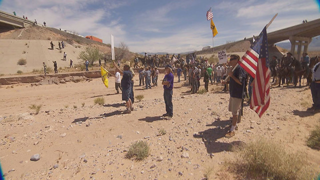 Openings set in US court for Bundy standoff retrial in Las Vegas