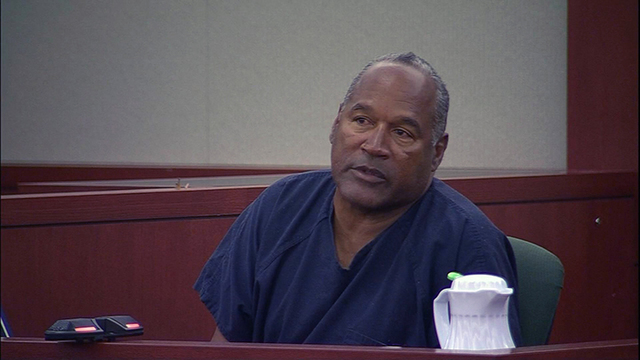 Will OJ Simpson Be Granted Parole This Week?