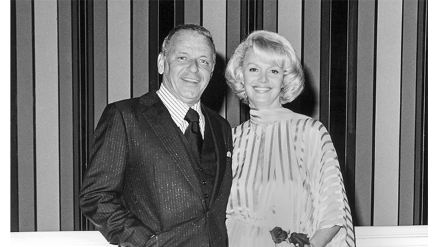 Barbara Sinatra, Frank's 4th wife and widow, dies at 90