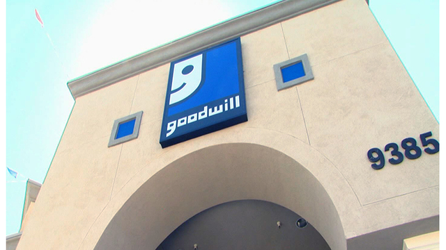 Goodwill files for Chapter 11 bankruptcy