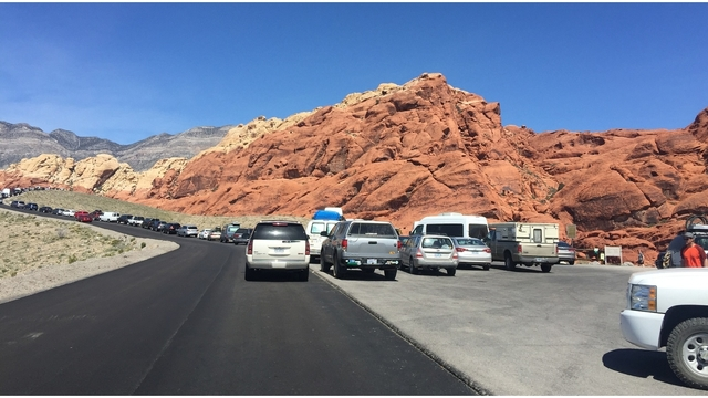 Fees could increase at Red Rock Canyon, public input requested