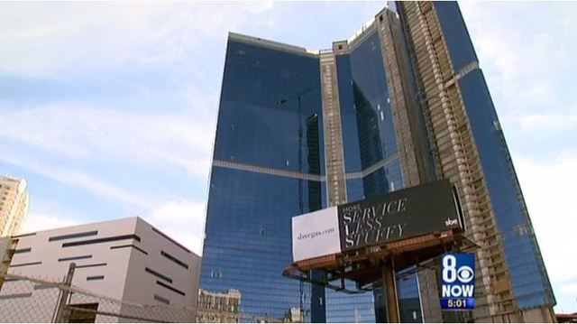 Icahn sells unfinished Vegas casino for $600m