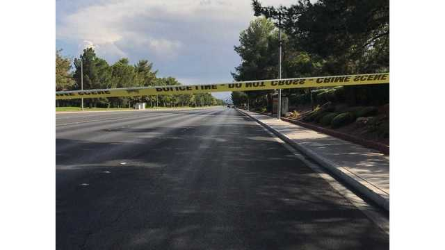 18-year-old hit by vehicle near Fort Apache Road and Mariner Cove