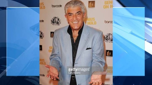 Frank Vincent, actor best known for role in 'The Sopranos,' dies