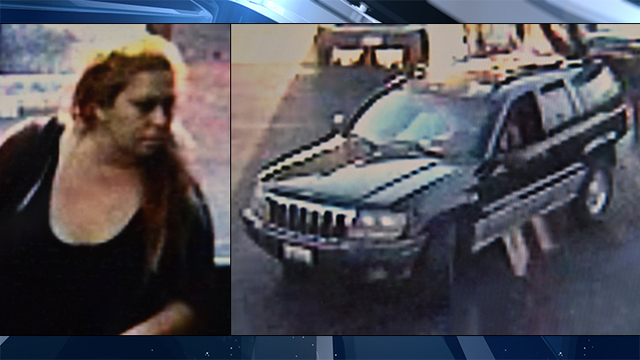 NEW: Photos released of woman suspected of killing good Samaritan during robbery