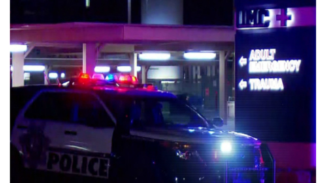 Officer shoots, kills person at UMC