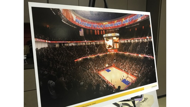 Possible groundbreaking coming up for proposed arena