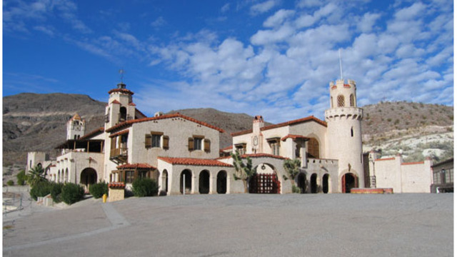 Death Valley to host 'Scotty's Castle Days' Oct.7-8