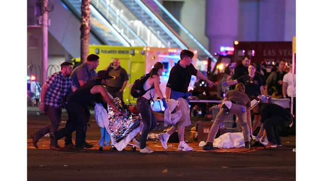 Motive behind Las Vegas massacre sought