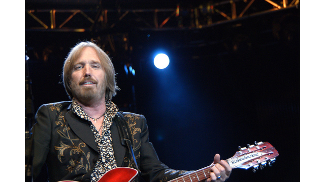 Rocker Tom Petty is dead at 66