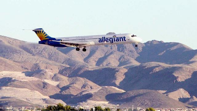 Allegiant Airlines helping family members affected by Vegas Shooting