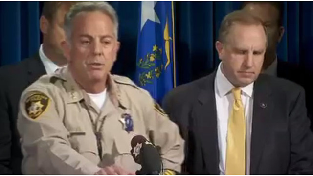 Las Vegas shooter had 1,600 rounds of ammo