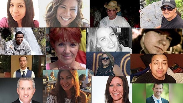 Clark County Coroner releases complete list of names of victims in #VegasShooting