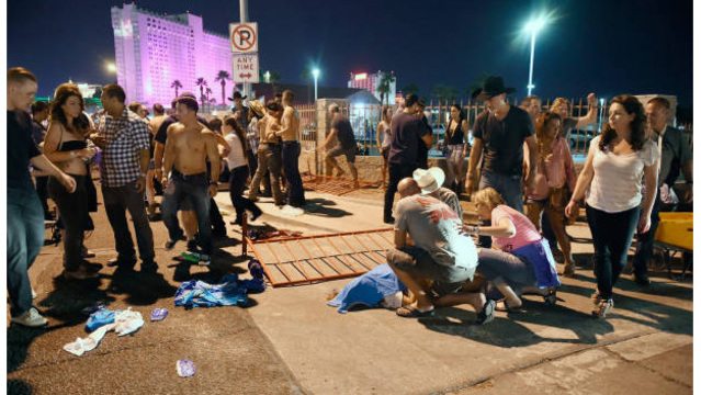 MGM Resorts disputes Las Vegas police timeline of mass shooting