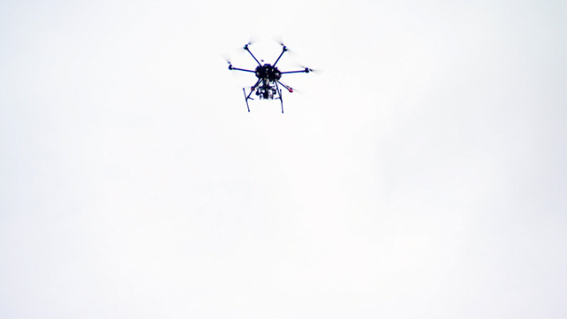 Drones in Reno to deliver life-saving medical equipment