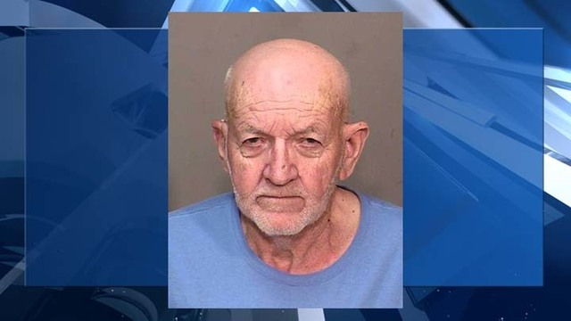 Senior citizen accused of robbing bank arrested in Laughlin