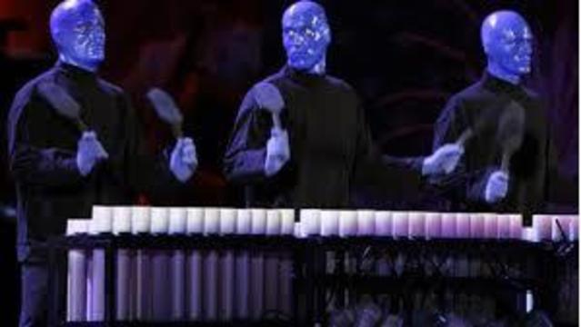 Blue Man Group looking for a few good drummers