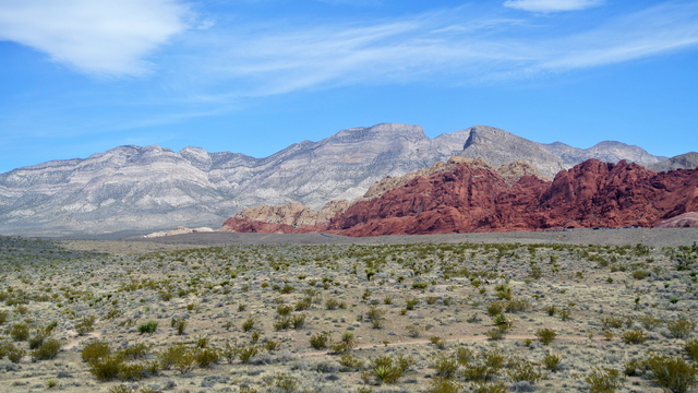 Rescue underway for hiker who fell 40 feet at Red Rock