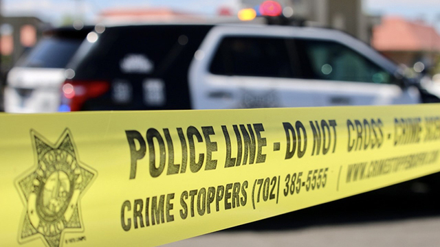 Man stabbed in neck near Tropicana and Eastern