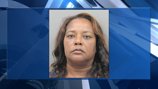 Police: Woman stabs husband because he spit on her