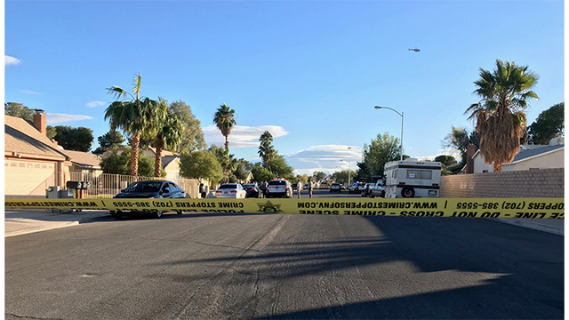 UPDATE: SWAT team called in to help monitor the scene where 2 bodies are found