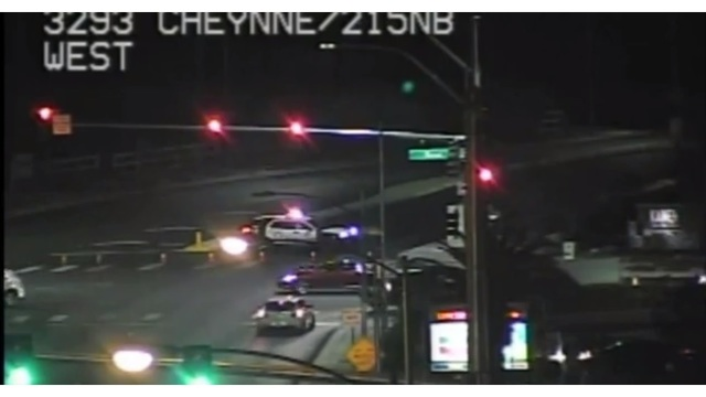 TRAFFIC ALERT: Serious crash shuts down Cheyenne and 215