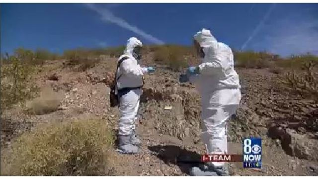 I-Team: Scientists unveil asbestos study results in Boulder City