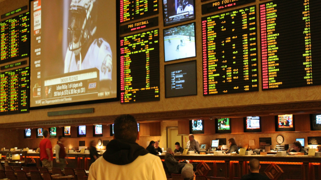 Supreme Court to hear sports betting case